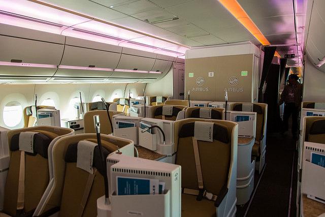 L'aereo anti jet lag_Airbus A350 XWB
