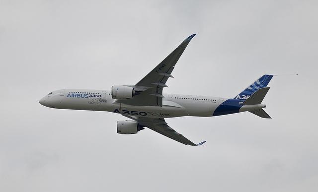 L'aereo anti jet lag_Airbus A350 WXB
